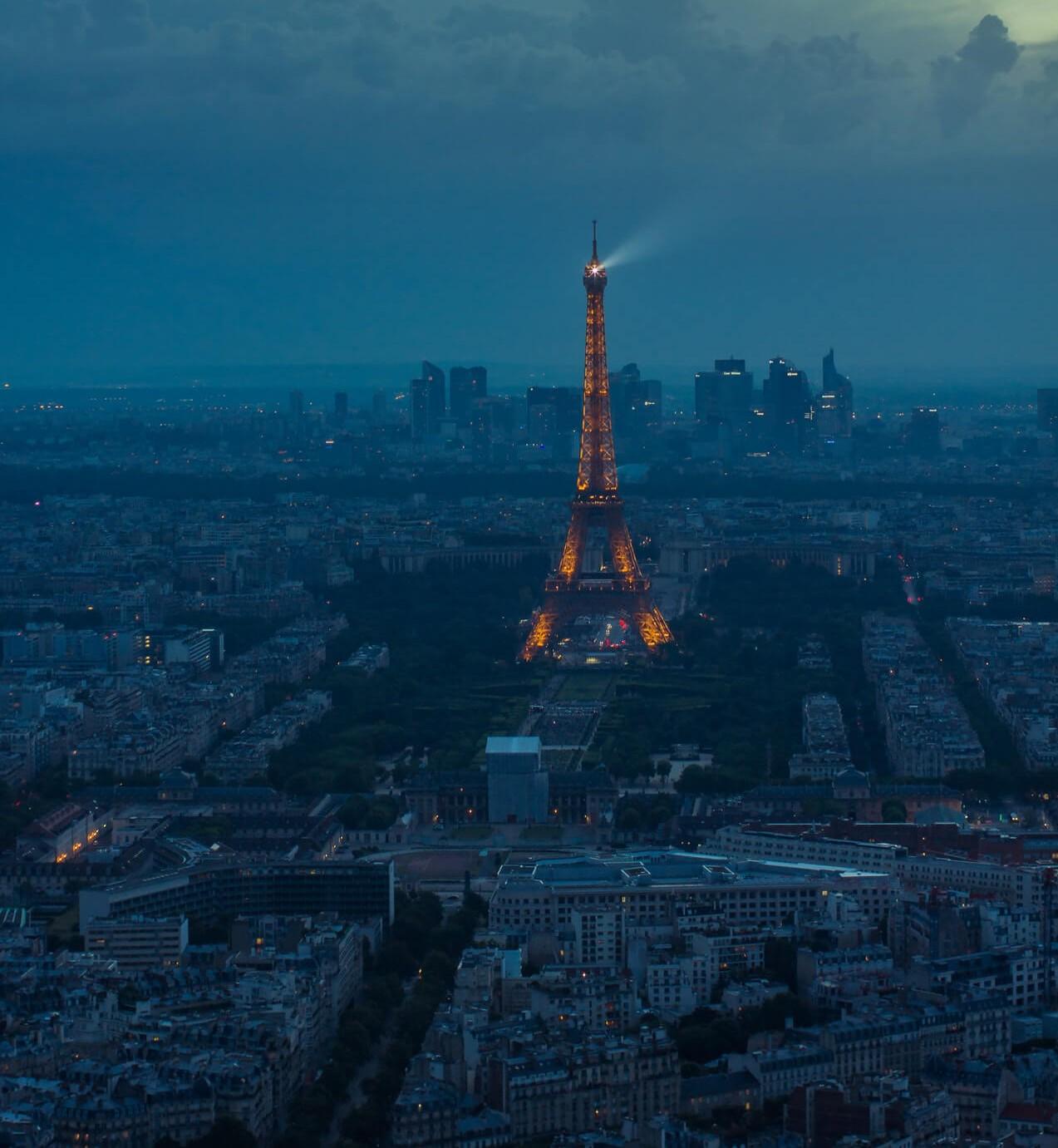העיר הכי מתויירת בעולם